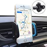 Cell Phones Accessories Best Deals - Car Phone Mount,U-good Universal 360 Rotating Air Vent Cell Phone Holder Stand Car Accessories w/ A Quick Release Button For iPhone Samsung and More