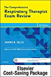 img - for The Comprehensive Respiratory Therapist Exam Review- Elsevier eBook on VitalSource + Evolve Exam Review Access (Retail Access Cards), 6e book / textbook / text book