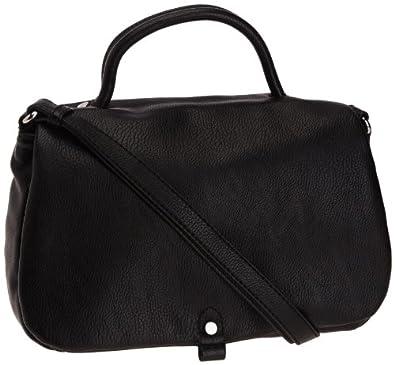 Esprit Megan, Sac bandoulière - Noir (Black)