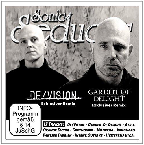 Sonic Seducer 06-2016 mit Lord Of The Lost Titelstory + CD mit exklusiven Remixen zu den Alben 13 von De/Vision und Lux Aeterna von Garden Of Delight + 16 weitere Tracks, Bands: Garbage, Mesh u.v.m.