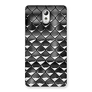 Cute Cage Snow Back Case Cover for Lenovo Vibe P1M