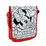 Simba Color Me Mine Minnie Mouse Bag, Multi Color