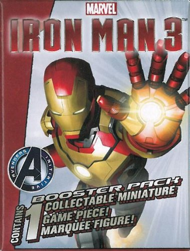 Marvel HeroClix: Iron Man 3 Marquee Figure