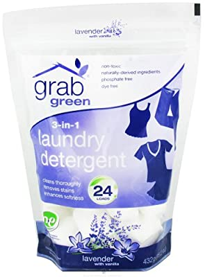 Grab Green 3-in-1 Laundry Detergent