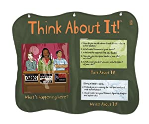 Educational Insights Think About It!Writing Activity Center