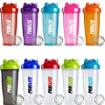 ProElite Neon Smart Blender Bottle Sh...
