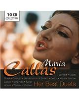Her Best Duets : Norma, Tosca, Rigoletto, Aida, La Traviata, La Sonnambula, Nabucco, Madama Butterfly, amo !