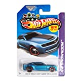 2013 Hot Wheels(194/250) - Blue Chevy Camaro Special Edition