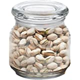 Pritchey Patio Glass Jar 8oz Pistachios Trade Show Giveaway
