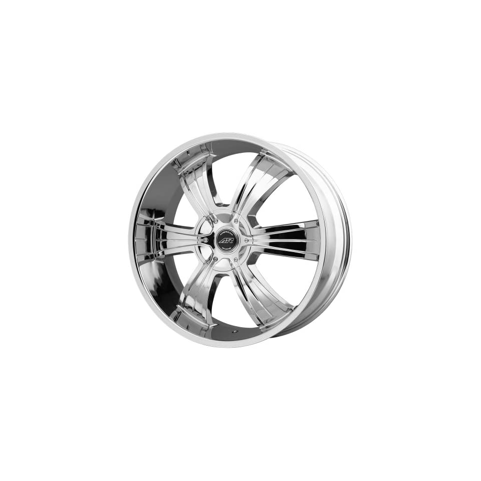 American Racing Custom Wheels AR894 Triple Chrome Plated Wheel (24x9/5x115, 120mm, +15mm offset)