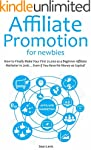 AFFILIATE PROMOTION FOR NEWBIES: How...