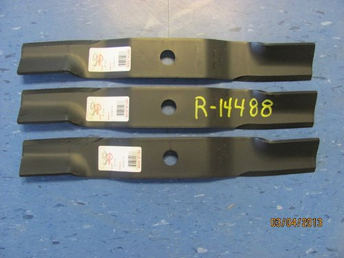 Rotary 14488-lot of 3 Usa Blades- Kubota K5619-34350, 54