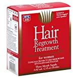 Rite Aid Hair Regrowth Treatment, for Women, 3 - 2 fl oz (60 ml) bottles