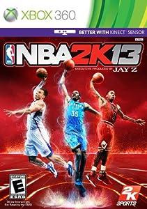 NBA 2K13 - Xbox 360 by 2K
