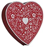 Sugar Free I LOVE YOU Heart - 1/2 pound box of Milk & Dark Chocolate CORDIAL CHERRIES by Diabetic Candy