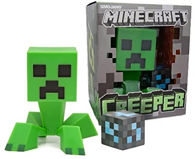 Minecraft Creeper 6 Vinyl Figure by Jinx