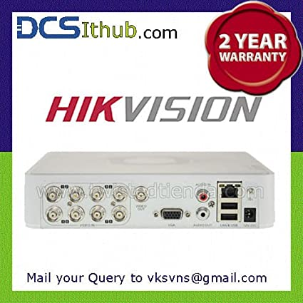 Hikvision DS-7108HWI-SL 8-Channel Dvr