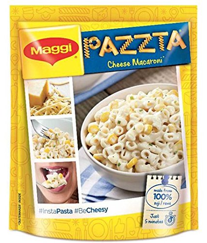 Maggi Pazzta Cheese, 70g Each (Pack of 6)