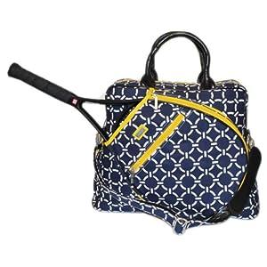 Buy Ame & Lulu Canary Tennis Tour Bag by Ame & Lulu