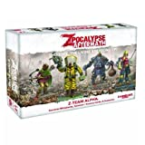 Z-Team Alpha Zpocalypse Aftermath Miniatures Game Pack