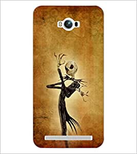 PrintDhaba Abstract Image D-4846 Back Case Cover for ASUS ZENFONE MAX ZC550KL (Multi-Coloured)