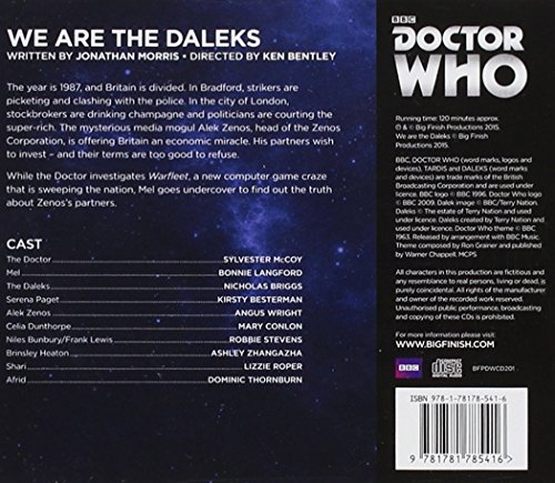 We are the Daleks (Doctor Who)