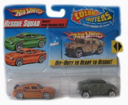 hot wheels color