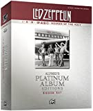 Led Zeppelin I-V (Boxed Set) Platinum Guitar: Authentic Guitar TAB (Book (Boxed Set)) (Alfred's Platinum Albums)
