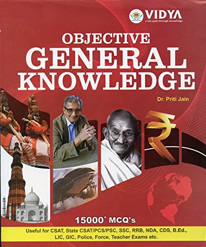 Objective General Knowledge (English)