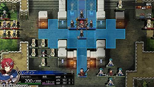 ラングリッサーI&II - PS4  ゲーム画面スクリーンショット1