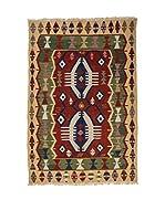 RugSense Alfombra Kilim Anatolia (Rojo/Multicolor)