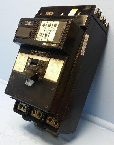 Square D I-Line Lxi36600 I-Limiter 600 Amp Sensor Plug Breaker Arp100 Lx 600A