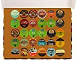 Flavored Coffee Deluxe Variety Pack for Keurig K-Cup Brewers, 30 Count