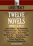 TWELVE NOVELS: Cynthia's Chauffeur, One Wonderful Night, The Terms Of Surrender, Flower Of The Gorse, Number Seventeen, The Day Of Wrath, His Unknown Wife,     (Timeless Wisdom Collection Book 4152)