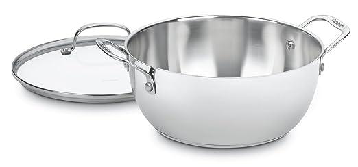Cuisinart 755-26GD Chef's Classic Stainless 5-1/2-Quart Multi-Purpose Pot