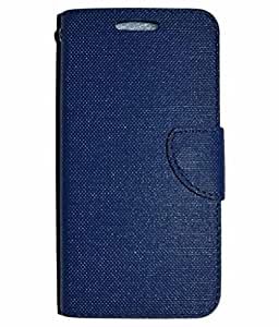 ZEDAK FLIP COVER FOR LAVA X50-BLUE