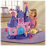 FISHER PRICE Little People Disney Princess Songs Palace Gift Set