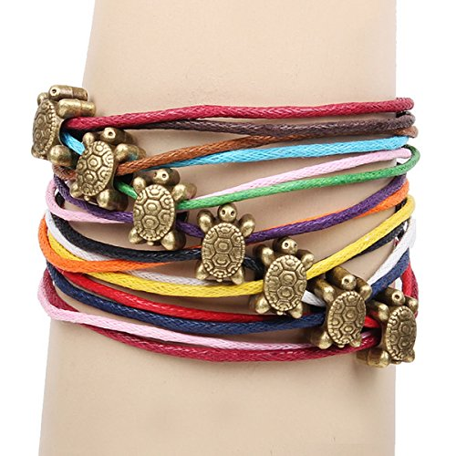 gilind-multilayer-woven-friendship-candy-colors-small-turtle-beaded-bracelet-including-a-gilind-bag