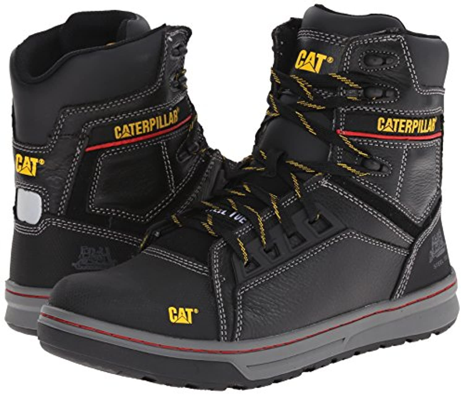 Caterpillar Men S Concave Hi St Work Shoe