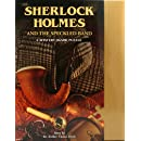 BePuzzled Classic Mystery 1000pc Jigsaw Puzzle - Sherlock Holmes and the Speckled Band