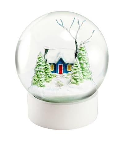 CoolSnowGlobes Winter Scene Snow Globe