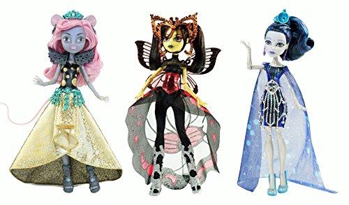 Monster High Boo York, Boo York Gala Ghoulfriends Doll Set - Mouscedes King, Luna Mothews & Elle Eedee