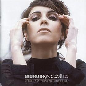 Titelbild des Gesangs E Poi von Giorgia