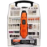 51%2BHjVGfjlL. SL160  - BEST BUY #1 VonHaus 234pc 135w Rotary Power Multitool Free 2 Year Warranty Craft DIY Multi Purpose Tool Combitool Accessory Kit - Dremel Compatible - Variable Speeds