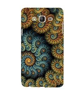 ifasho Designer Phone Back Case Cover Samsung Galaxy On7 G600Fy :: Samsung Galaxy Wide G600S :: Samsung Galaxy On 7 (2015) ( Colorful Pattern Design )