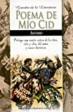 Poema de Mio Cid (Spanish Edition)