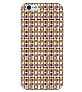 PrintDhaba PATTERN D-6763 Back Case Cover for APPLE IPHONE 6S PLUS (Multi-Coloured)