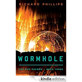 Wormhole (The Rho Agenda, Book Three)