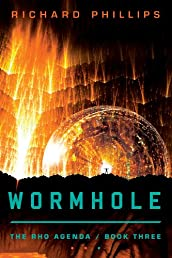 Wormhole (The Rho Agenda: Book Three)