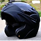 Vale® 2016 NEW 2 Colors DOT Dual Visor Flip Up Motorcycle Helmet Motocross Full Face